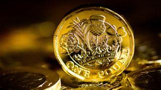 The new round pound