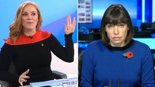 Sarah Jane Mee and Beth Rigby