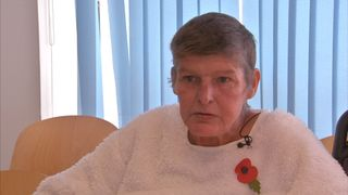 Helen Lynch is upset and annoyed about the closure of her doctor's surgery in Folkestone
