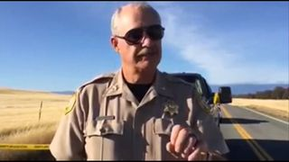 Tehama County Assistant Sheriff Phil Johnston