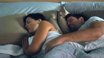 The Bose noise-masking Sleepbuds will neutralise your partner's snoring
