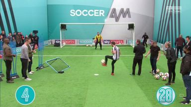 Notts County | Volley Challenge