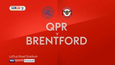 QPR 2-2 Brentford
