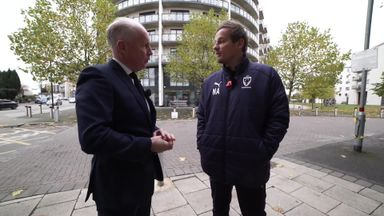 Neal Ardley: Back to Plough Lane