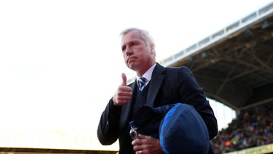 'Players would enjoy Pardew style'