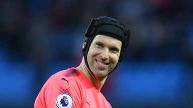 Mason: Cech helped me not to worry