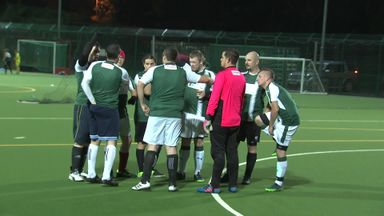 Adams pays for Plymouth's disability squad