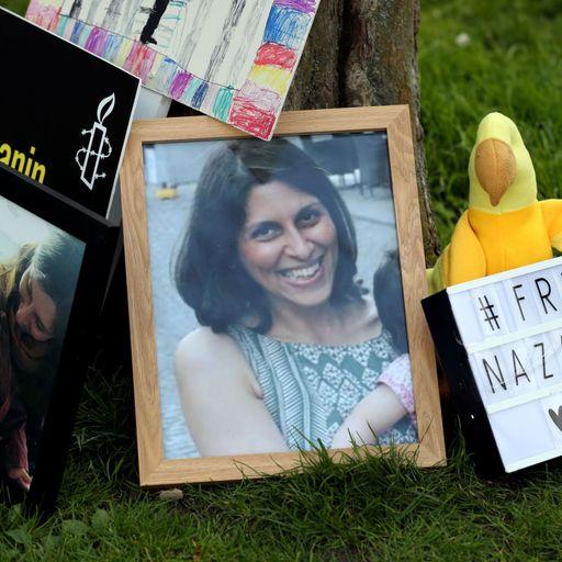 Nazanin Zaghari-Ratcliffe: A timeline