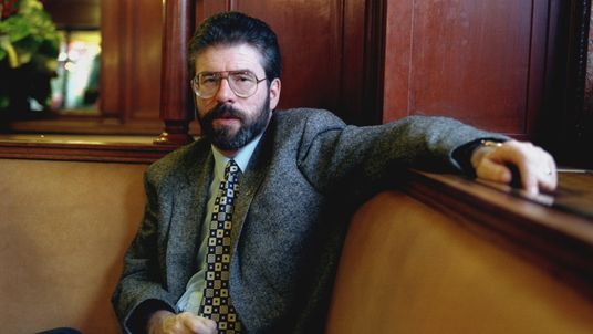 Gerry Adams was always denied IRA membership