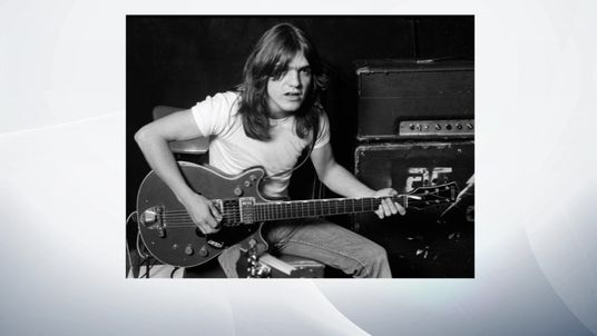 Malcolm Young has been described as a 'perfectionist and a unique man'