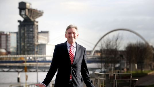 Richard Leonard is Scottish Labour's fourth leader in three years