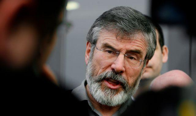 Mary Lou McDonald Takes Over As Sinn Fein Leader Today