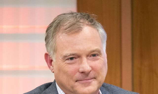 Former Blue Peter presenter John Leslie charged with sex offence