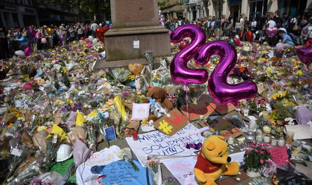 Coroner will not go ahead with hearings into Manchester Arena deaths