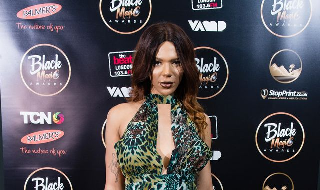 Munroe Bergdorf Quits as UK Labour Party's LGBTQ+ Advisor