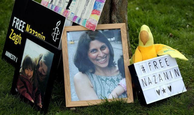 Nazanin Zaghari-Ratcliffe 'asked to spy by Iran in return for freedom'