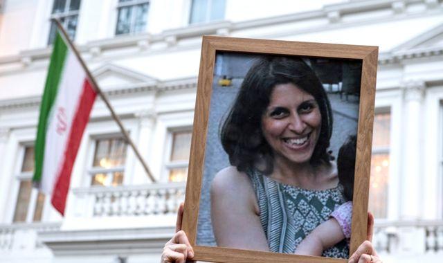 Nazanin Zaghari-Ratcliffe: Jailed British-Iranian mother goes on new hunger strike
