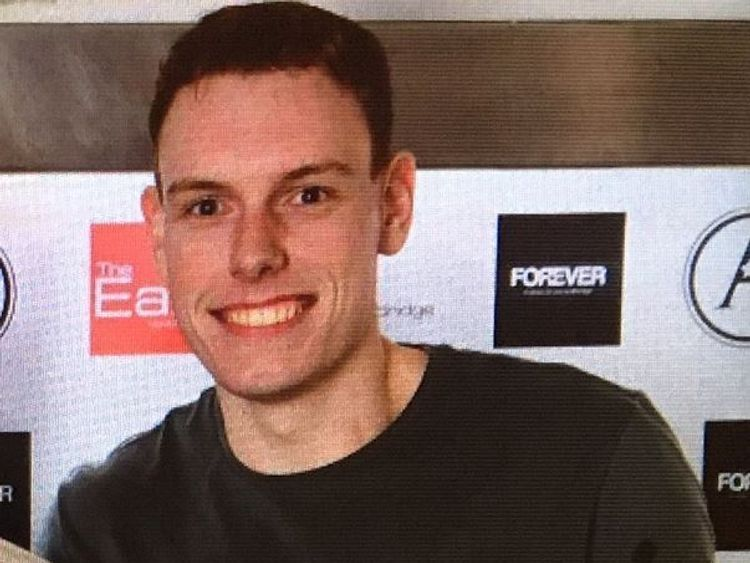 Police are investigating the death of 22-year-old Alex Green