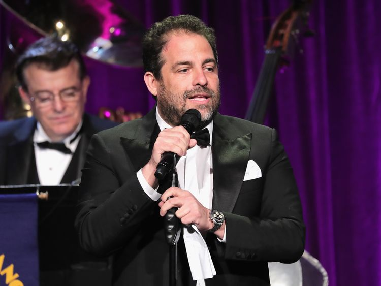 BreTt Ratner was accused of misconduct by six women last week