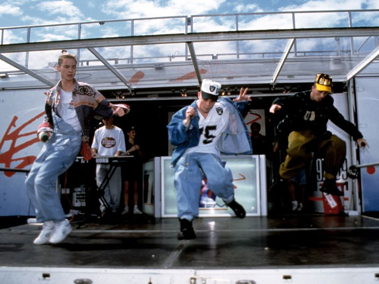 East 17 at the height of their fame