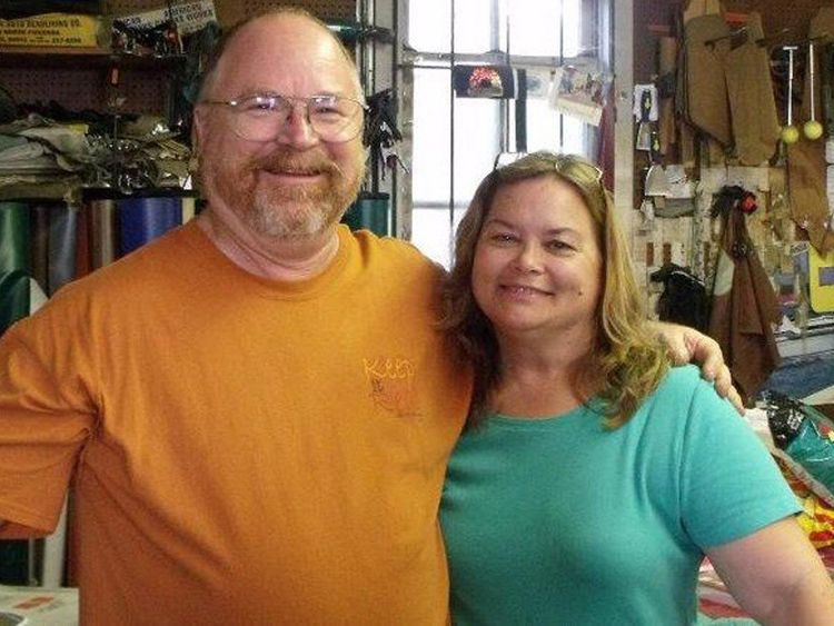Bryan and Karla Holcombe were killed in the Sutherland Springs shooting, Texas in November 2017