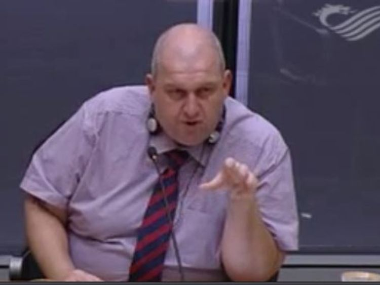 Carl Sargeant family reveal 'groping' claims