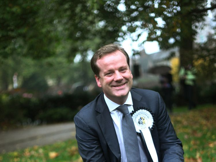 Tory MP Charlie Elphicke referred to police