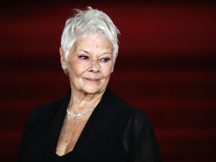 Dame Judi Dench says she 'feels appalled' about the allegations that have emerged