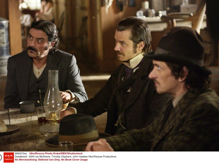 Deadwood: HBO plans film revival for 2018