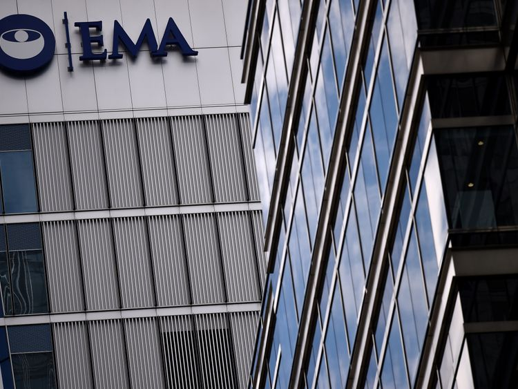 The European Medicines Agency has been in London since 1995