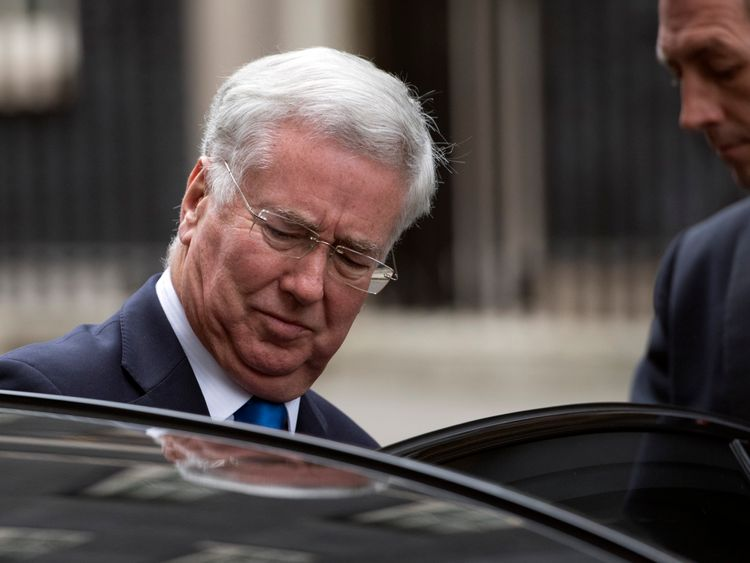 Rudd brands Fallon conduct 'completely disgusting'