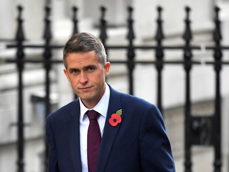 Gavin Williamson New Defence Secretary May Have To Make