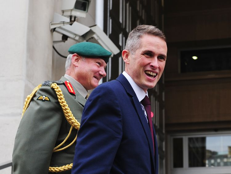 United Kingdom not keeping up with Russian Federation threat, head of army to warn