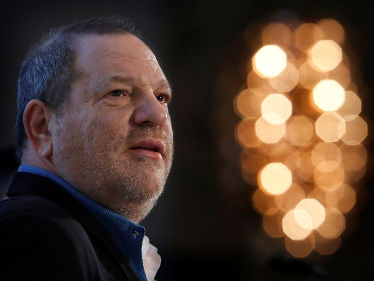 Weinstein now faces sex trafficking allegations