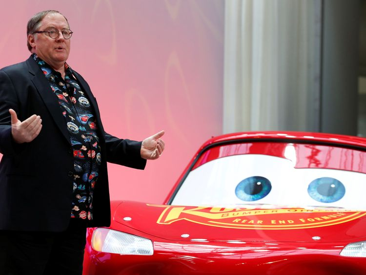 Toy Story director sorry for