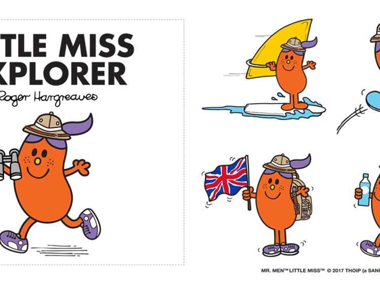New Little Miss character revealed to inspire girls