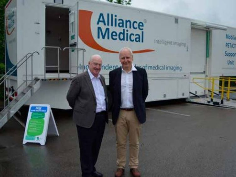 Cancer screening in vehicle parks to be expanded after successful trial