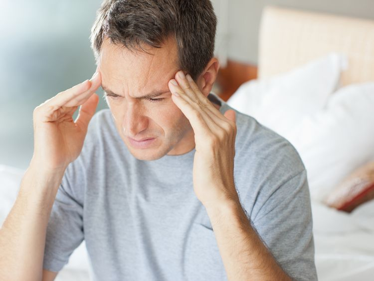 Image    Migraines can last for up to 72 hours