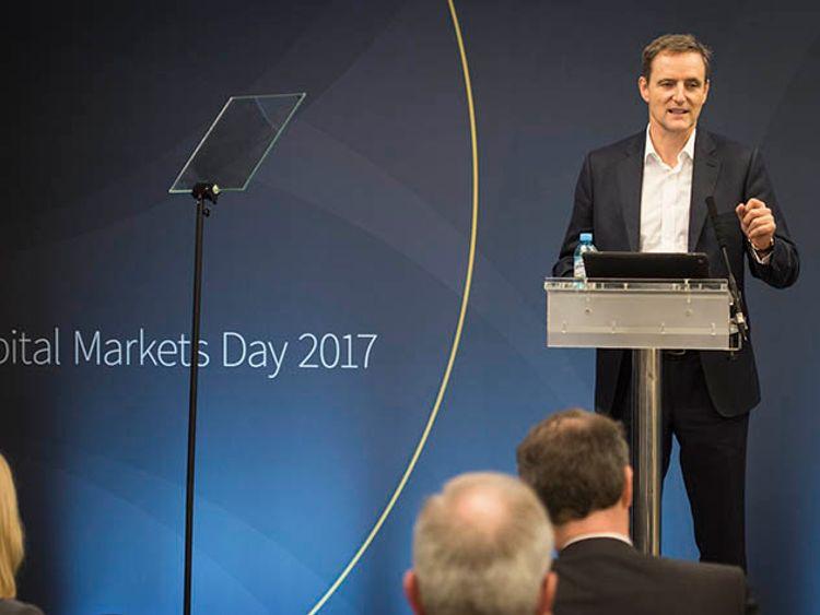 Aviva boss credits Brexit for profit surge