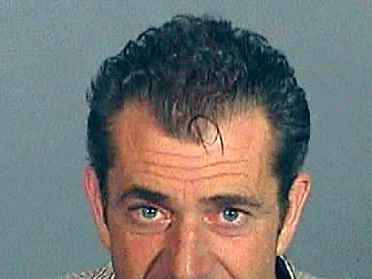 Mel Gibson''s 2006 police mug shot