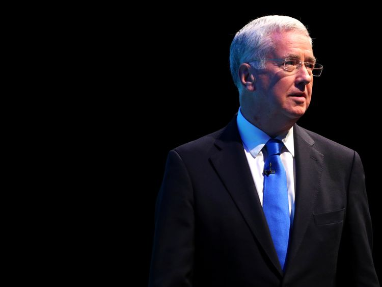 Michael Fallon has resigned as Defence Secretary after allegations circulated about his past behaviour
