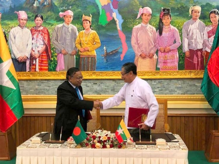 Myanmar has signed a Rohingya return deal with neighbouring Bangladesh