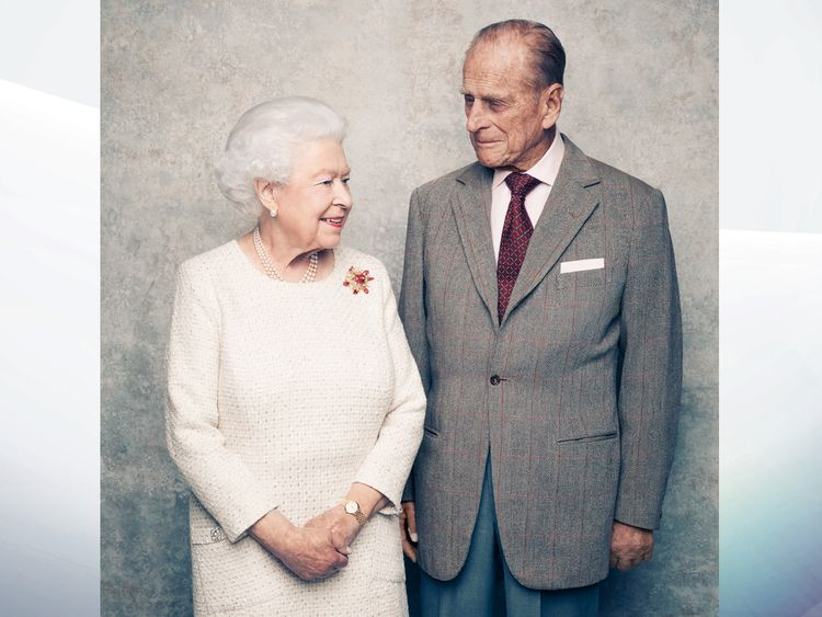 New Photographs Celebrate Queen And Prince Philips 70Th Wedding -2084
