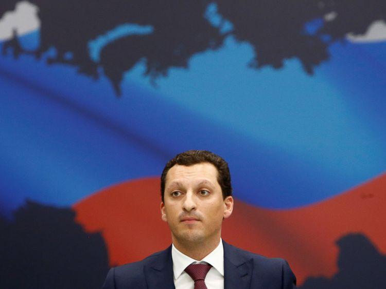 Kirill Shamalov, Vladimir Putin's son-in-law, has a stake in Sibur