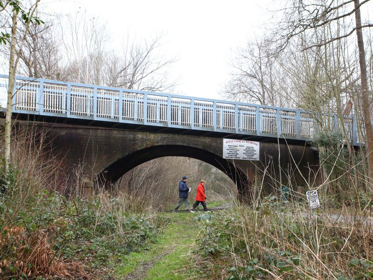 Campaigners say reopening defunct railway lines is 'desperately difficult'