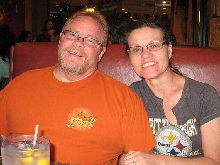Scott and Karen Marshall were killed in the Sutherland Springs shooting, Texas in November 2017