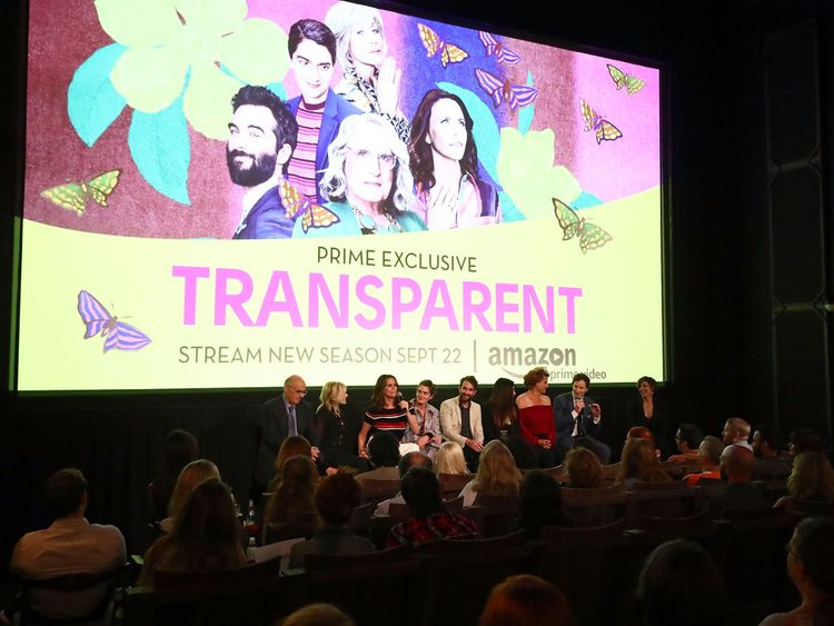 The Cast Of The Amazon Prime Series Transparent