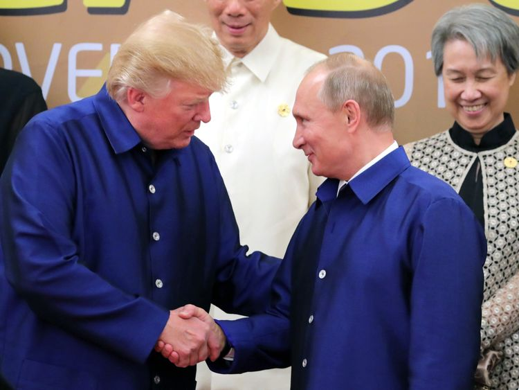 Putin-Trump chemistry: Opposites don't attract