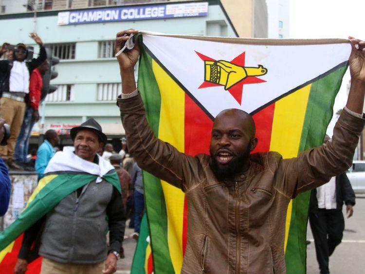 Zimbabwe army chief warns Mugabe's party that military may intervene after sackings