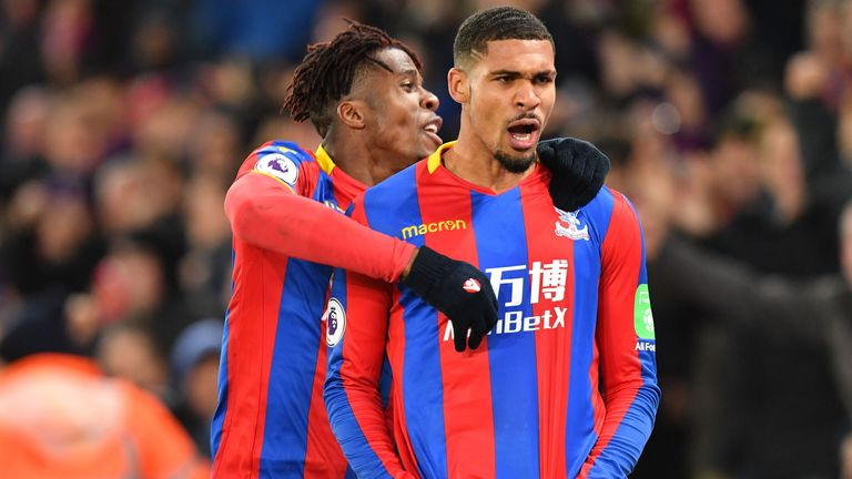 Crystal Palace winner worth its weight in gold, says manager Roy Hodgson